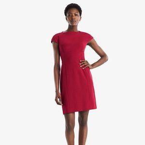 MM Lafleur Ashley in Crimson size 0 NWT